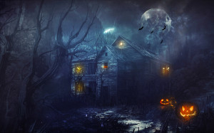 scary halloween images 2014