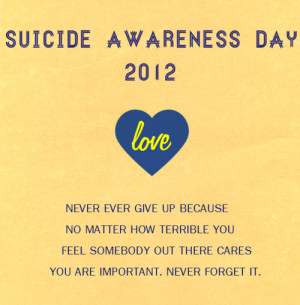 to how your support for those who have self-harmed, thought of suicide ...