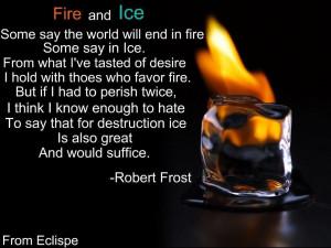 Eclipse Eclipse Fire vs.Ice