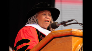 Toni Morrison @ Wellesley College (2004)