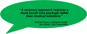 michael perera mental health projects manager at highland health and ...