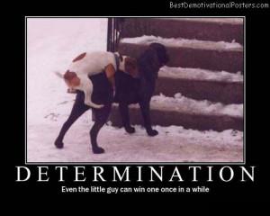 Determination-Demotivatonal-Poster