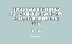 From George Washington to George W. Bush, presidents have invoked God ...