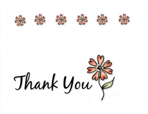 How to on Wording Thank You Letters, Sample Thank You Note thumbnail