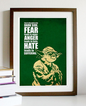 ... Prints, Star Wars Bedroom, Yoda Quotes, Dark Side, Little Boys