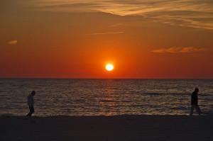 Peaceful Evening Photograph