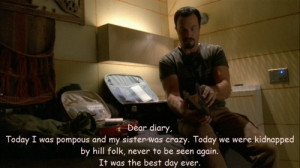 Jane Cobb Firefly quote. So weird, I just watched this episode over ...