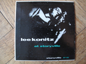 Lee Konitz – Jazz at Storyville, Storyville ep 403 (US)