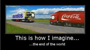 This Is How I Imagine The End Of The World