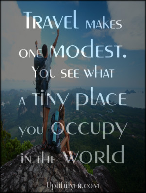 Travel - Quotes of the week - Text