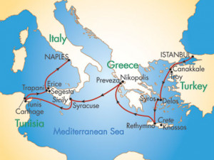 a comparison of journeys of odysseus and aeneas Odysseus' journey: a path to redemption in homer's the odyssey, the protagonist odysseus sets off on a 10 year journey to reclaim his throne as king of ithaca after the trojan war throughout his journey, odysseus constantly struggles with temptation.