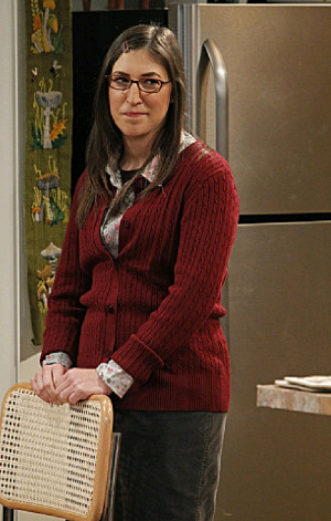 Amy Farrah Fowler said last week on the show that she was a 'HARDCORE ...