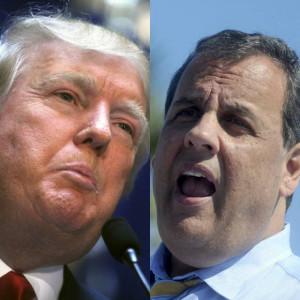 Donald Trump Vs. Chris Christie -- Questionable Quotes Edition [PHOTOS ...