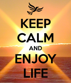 Enjoy Life Heart