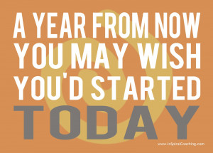Health And Fitness Quotes Quote - a year from now