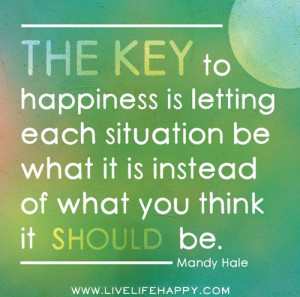 Quotes, life, deep, sayings, meaningful, happiness, mandy hale