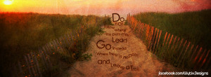 Do not Follow where the path May Lead - Quote by Magdoub