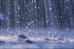 Descriptive Paragraph about the sounds of rain