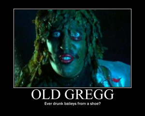 IM OLD GREGG by Deathsabre