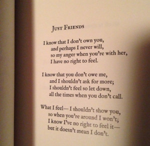 Just Friends by Lang Leav