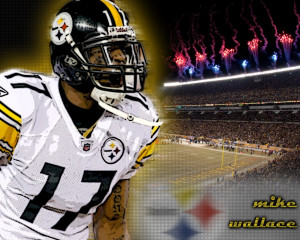 Mike Wallace Super Bowl Xlv...