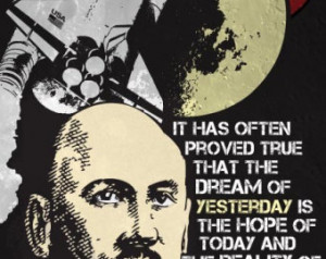 Robert H. Goddard Print 11x17 - Fam ous Seniors ...