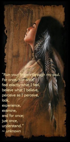 Native American Indian, American Art, American Indian Quotes, Walks In ...