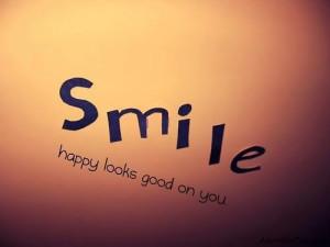 smile, happy, looks, quotes, life