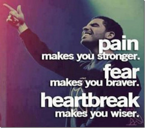 Pain Makes You Stronger!