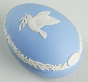 Easter Egg-Jasperware
