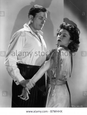 Stock Photo Né pour tuer Born to Kill Année 1947 usa Claire Trevor ...