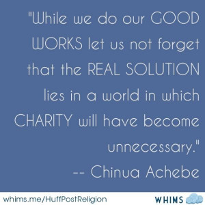 Memorable quotes, positive, cute, sayings, chinua achebe