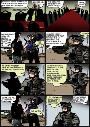 Funny Military Quotes