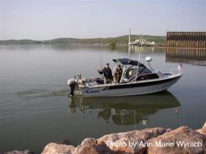 lake superior fishing charters michigan