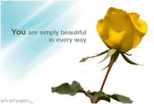 Always Remember you are Beautiful!