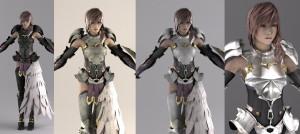 Final Fantasy 13 Lightning Render Finalfantasy13-2 lightning