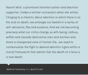 Naomi Wolf quote