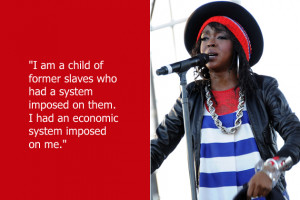 Dumb Celebrity Quotes – Lauryn Hill