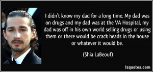 Crackheads Be Like Quotes More shia labeouf quotes
