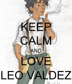 Leo Valdez Nobody Deviantart
