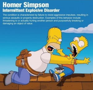 Cartoon Characters With Psychiatric Disorders By img.humorsharing.com