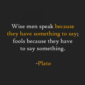 quote | Favimages. plato, quotes, sayings, wise fools quotes