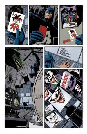 Page Batman The Killing Joke