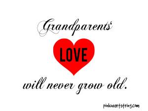 grandparents quote1 Quotes About Grandparents Love
