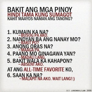 tagalog-quotes:Pinoy Channel
