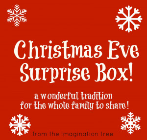 christmas eve surprise box family tradition