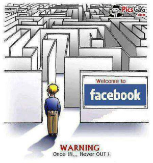 very funny wallpapers for facebook welcome to facebook wallpaper funny ...