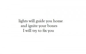 coldplay, lyrics | Words • Quotes • Sayings