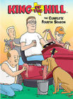 KING OF THE HILL-King Of The Hill - Season 4 DVD NEW