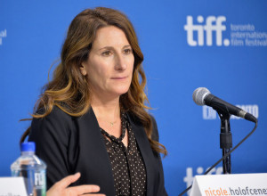 Nicole Holofcener Director Nicole Holofcener speaks onstage at quot ...